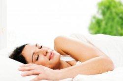 Женская красота зависит от сна