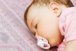 Как же спят дети?