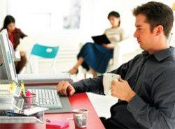 Опасность сидячей работы