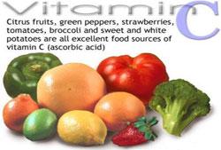 Витамин С - аскорбиновая кислота