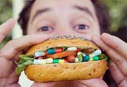 Про пищевые добавки