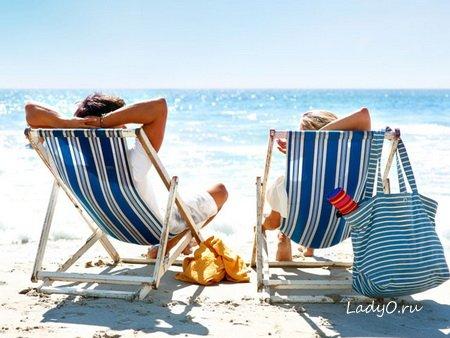 Польза солнечных ванн
