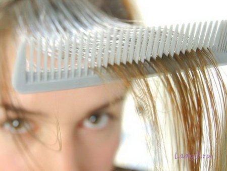 Ломкие ногти, выпадение волос