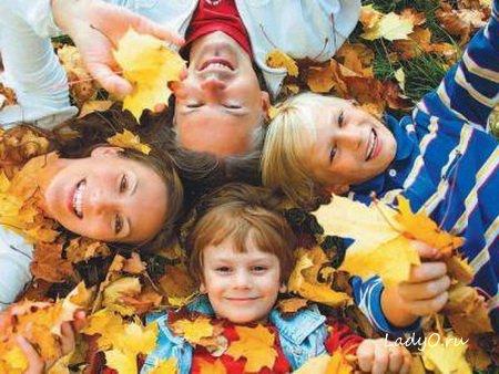 Укрепляем иммунитет осенью