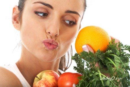 Необходимые витамины зимой