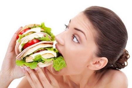 Чтобы не испытывать чувство голода