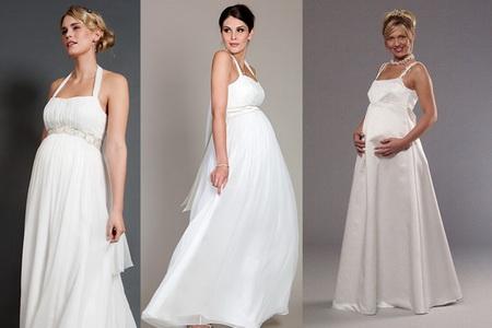 Платье для беременной невесты » Женский журнал, мода, красота